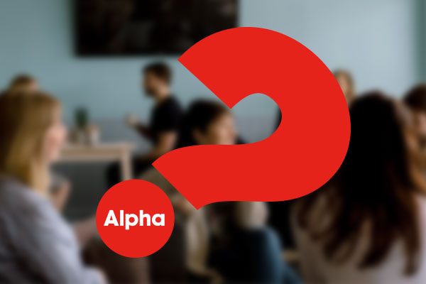 Alpha Scene with Logo