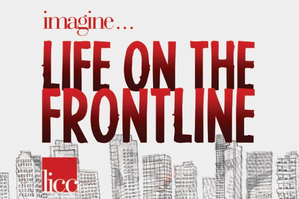 Life on the Frontline Title