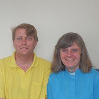 Simon and Sally Robertson