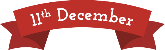 Christmas Services 11th December