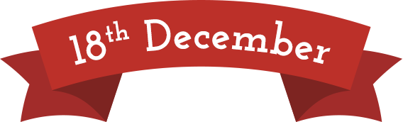 Christmas Services 18th December