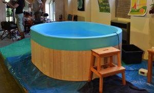 Baptism Pool Trial