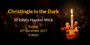 Christingle in the Dark 2017